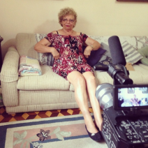 Entrevista D. Marlene tema Envelhecimento.